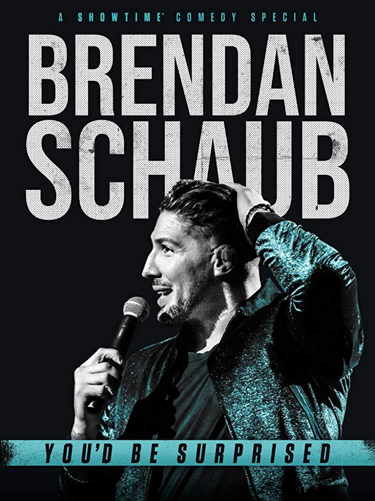 Brendan Schaub: You'd Be Surprised (Trailer) | ComedyTrailers.com | NEW COMEDY TRAILERS | ComedyTrailers.com