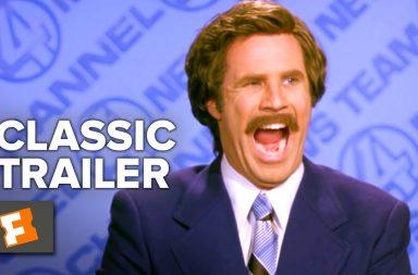 Anchorman: The Legend of Ron Burgundy (2004) (Trailer) | ComedyTrailers.com | NEW COMEDY TRAILERS | ComedyTrailers.com