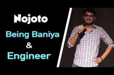 Jayant: Being Baniya & Engineer, Comedy Trailers