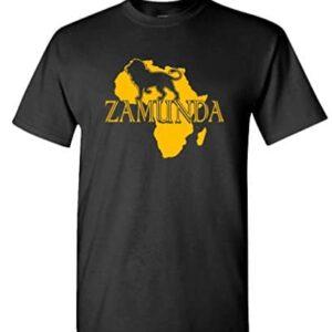 Zamunda - 80s Murphy Movie Novelty - Mens Cotton T-Shirt | NEW COMEDY TRAILERS | ComedyTrailers.com
